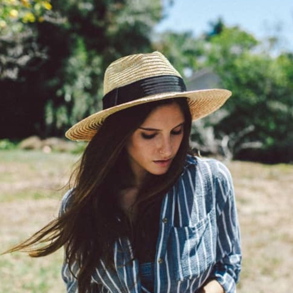3ee267a1fb3b7 Brixton Accessories - Joanna Straw Hat